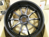 20x9 And 20x10.5 Flat Black Advan Rs-d Bmw M5 Wheels