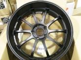 20x9 And 20x10.5 Flat Black Advan Rs-d Bmw M5 Wheels