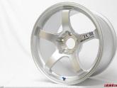 Advan TCIII Wheel Hyper Silver