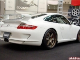 "Porsche 997 GT3 with Bronze 19"" Volks"