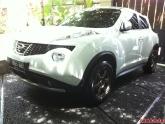Nissan Juke Volk TE37 17x8 +33offset
