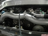 Matt's 996 Turbo Build Y-pipe & Plenum