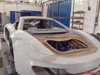 McLaren MP4-12C Build