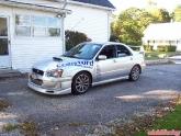 Kevin Davis - '05 Subaru Impreza WRX