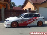 Majoros WRX and RX8 in Romania