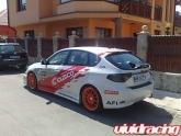 Majoros WRX and RX8 in Romania
