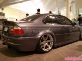 Josh's BMW M3 with Vorsteiner and Volks