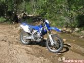 Dirt Biking at 4Peaks