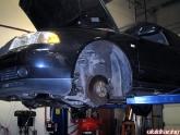 Audi A4 Clutch job