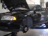 Audi A4 t belt cv boot