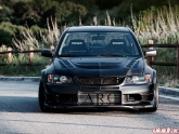 Daily Driven Voltex Widebody Evo Ix