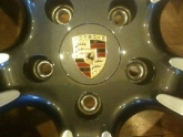 Used 2011 Cayenne S Wheels