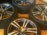 Used 2011 Cayenne S Wheels