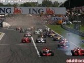 Formula 1 Start