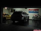 Vivid Racing home garage project