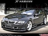Hamann E63 Aero Kit