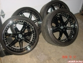 Hre 591 Wheels With Tires For Sale