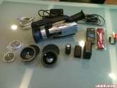 Canon Gl2 Video Camera And Accessories For Sale