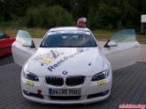 Josh and Anya at the Nurburgring