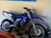 New WR450F