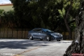Mercedes C350 on H&R Coilovers with Vossen 20 inch VVSCV2 Wheels