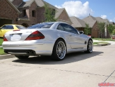 SL55 with IForged Wheels