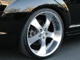EXE Flair Wheels on S550