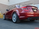 Mercedes SLK55 with Kleeman Accessories