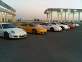 Middle East Customer Cars
