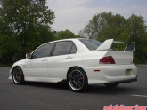 EVO VIII Feature Car