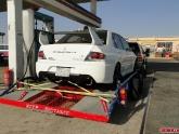 Mitsubishi EVO IX MR from Saudi Arabia