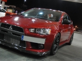 Rush Works Mitsubishi EVO X in Spain