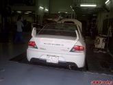 Mitsubishi EVO IX MR from Saudi Arabia