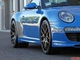 Modulare B1 Forged Wheels 20x8.5 20x12 Porsche 997 Speedster