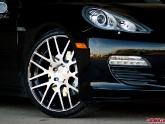 Porsche Panamera with  22