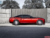 2010 Camaro SS Modulare Forged M13 Wheels 22x9.5 22x11