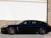 2011 Porsche Panamera Turbo On 22
