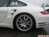 Moisey's 997 Turbo with Bilstein and Champion Wheels
