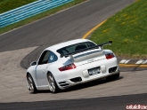 Moisey 997 Turbo at the track