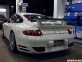MaShaw GT3RS Wing for 997 Turbo