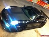 Porsche 997 Turbo Vorsteiner Seibon Agency Power Australia