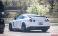 Nissan GT-R 2012 HRE P43 Satin Charcoal 20in Wheels