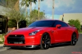 Nissan GT-R VR700 Package Seibon Carbon Fiber Red