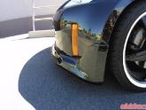 350Z with Greddy Body Kit