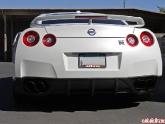 Nissan GTR Aero Kit Installed