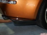 Downforce Carbon Aero on Nissan 350Z