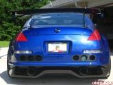 Blue350zed Voltex Nissan 350z