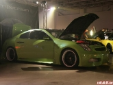 Leo's APR Widebody G35 with HRE Wheels