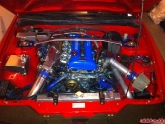 Nissan S13 Coupe SR20 Motor