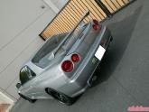 Skyline R34 from Vivid Racing